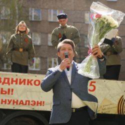 Мэр города Ижевска - Олег Бекмеметьев