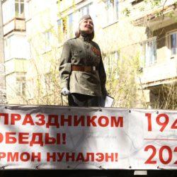 Солистка - Людмила Фёдорова